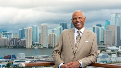 FOX Front to Black: Arnold Donald, CEO of Carnival Corp.