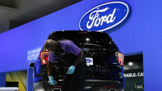 Ford to Expand SUV Lineup as Sales Boom