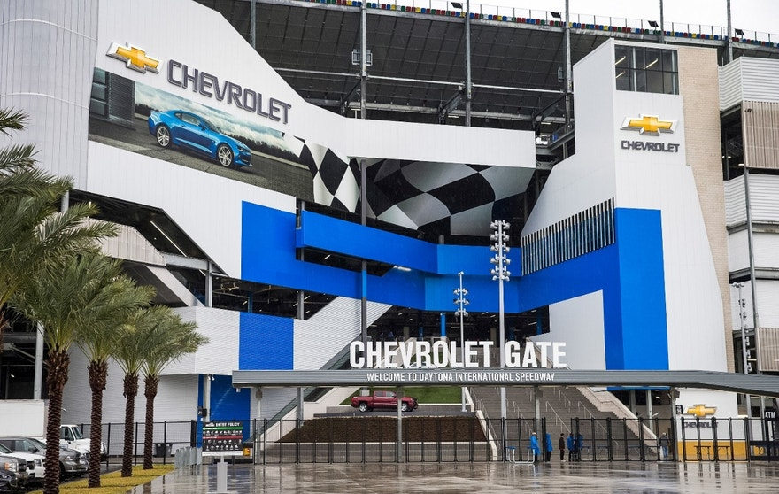 Daytona Chevrolet gate FBN