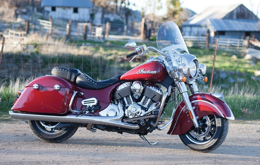 Indian Springfield motorcycle FBN