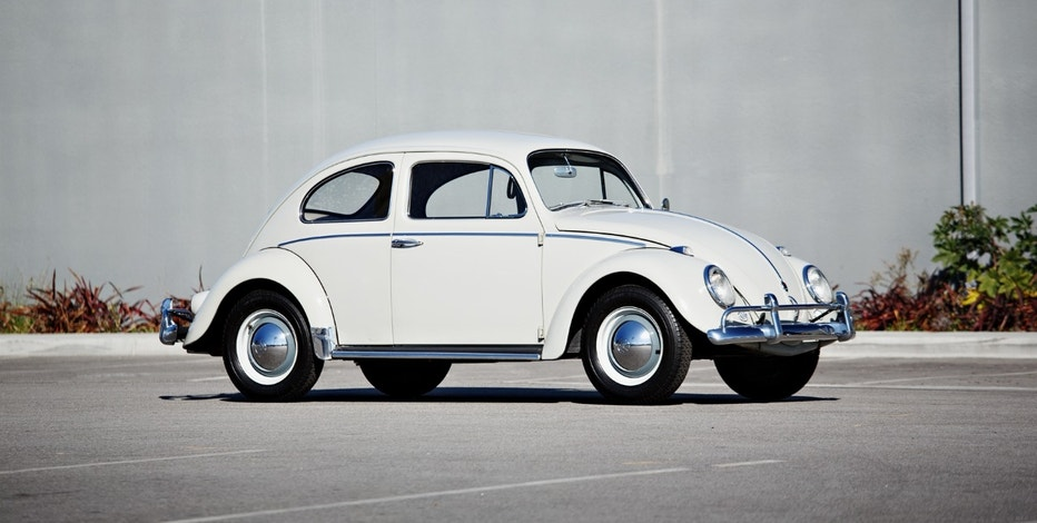 Jerry Seinfeld's 1960 Volkswagen Beetle set a worldwide auction record for the iconic Beetle.