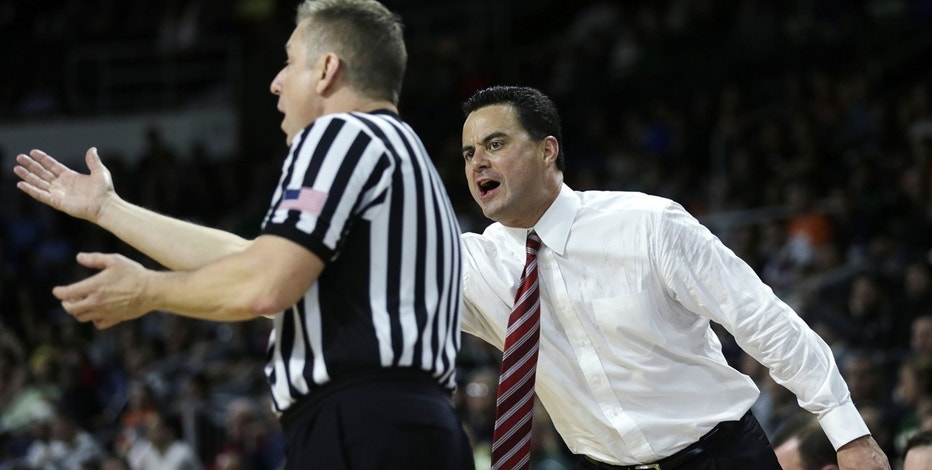 Sean Miller Arizona Basketball