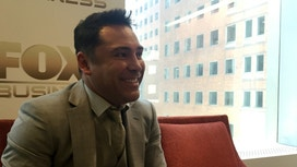 Oscar De La Hoya Looks to the Future of Boxing and His Business Ventures