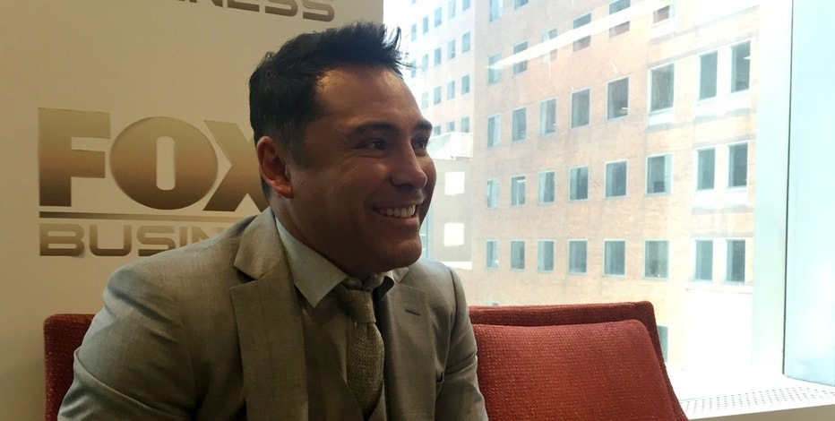 Oscar De La Hoya, the legendary boxer and CEO of Golden Boy Promotions, talks to FOXBusiness.com about the future of boxing on TV and his financial advice for athletes.