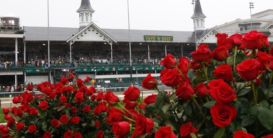 Kentucky Derby Churchill Downs FBN