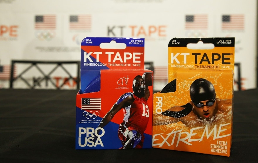 KT Tape product display FBN