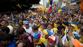 Amb. Duddy: Situation in Venezuela is Unraveling Before Our Eyes