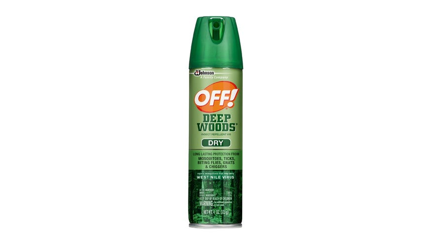 Off! Deepwoods Vlll Insect Repellent
