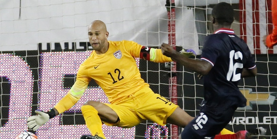 Copa America Tim Howard