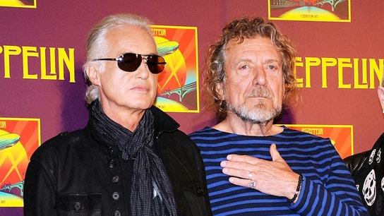 Jury Sides With Led Zeppelin in Trial Over Song 'Stairway to Heaven'