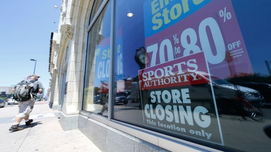 Sports Authority Snub, No Bids For Chain