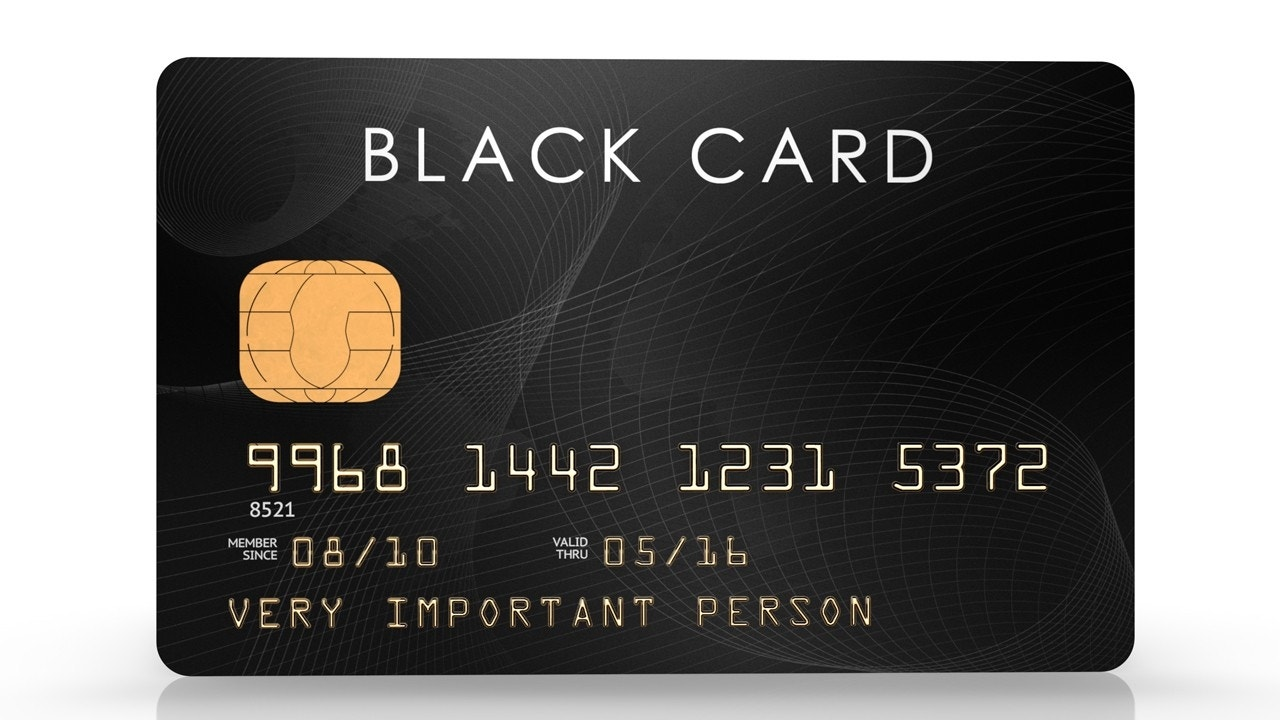 Coveting a Black Card It Could Change Your Life – Amex Black Card Invitation