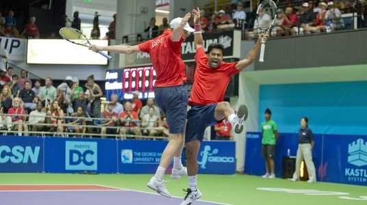 Wold TeamTennis Sees Bright Future for the Sport