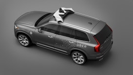 Uber Races Ahead to Get Self-Driving Cars on the Road