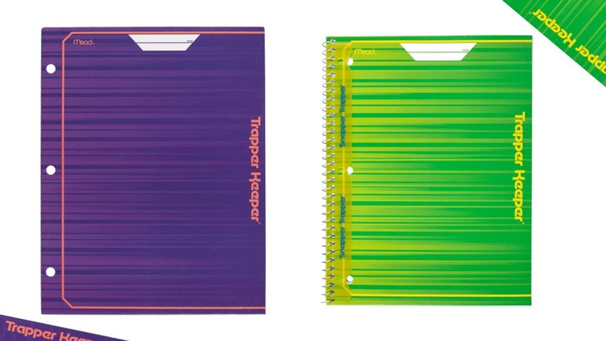 Trapper Keeper of My Heart