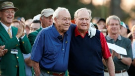 Jack Nicklaus Remembers His Friend Arnold Palmer