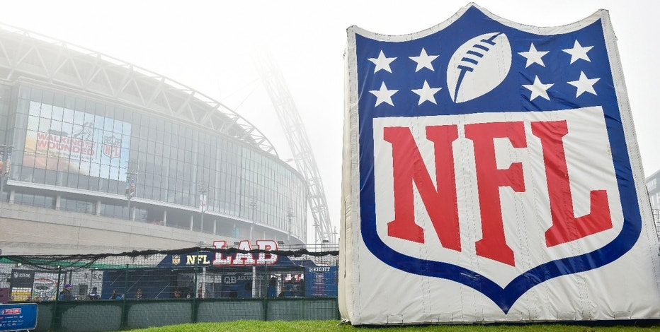 Nov 01, 2015; London, United Kingdom;  A thick fog shrouds the Wembley Arch before the game between the Detroit Lions and the Kansas City Chiefs at Wembley Stadium. Mandatory Credit: Steve Flynn-USA TODAY Sports - RTX1U934