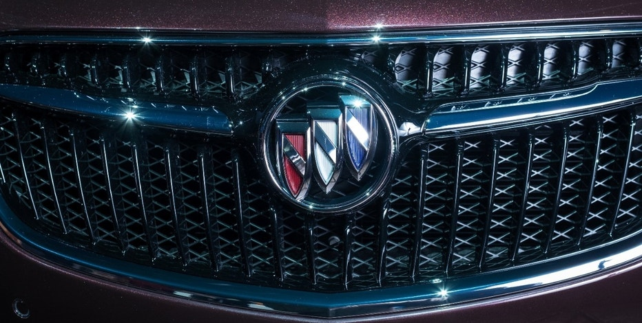 Buick grille FBN