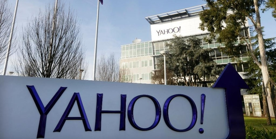 """FILE - This Jan. 14, 2015 file photo shows Yahoo's headquarters in Sunnyvale, Calif. According to a Reuters report published Tuesday, Oct. 4, 2016, Yahoo reportedly scanned hundreds of millions of email accounts at the behest of U.S. intelligence or law enforcement. The scans reportedly selected messages that contained a string of unknown characters. Yahoo did not deny the report, saying only that it is a """"law abiding company, and complies with the laws of the United States."""" (AP Photo/Marcio Jose Sanchez, File)"""