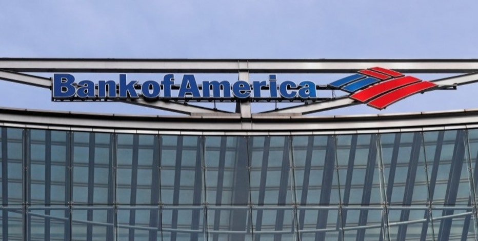 The Bank of America logo is seen at their offices at Canary Wharf financial district in London,Britain, March 3, 2016.  REUTERS/Reinhard Krause