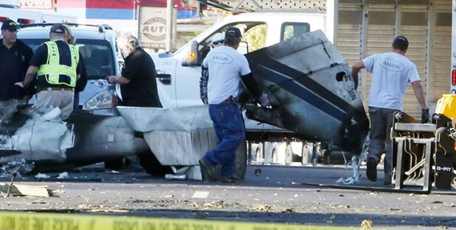 Ct. Plane Crash  Reuters