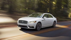 The Lincoln Continental Is Back
