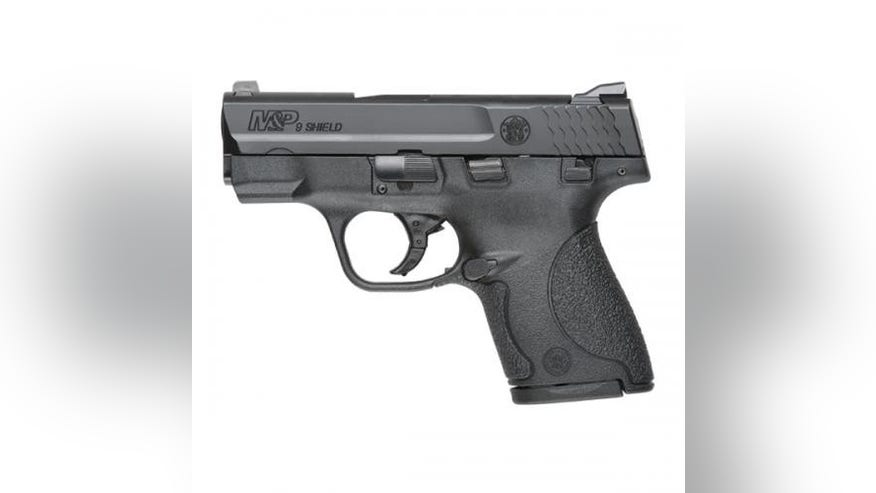 Best-Selling Semi-Automatic Pistol: Smith & Wesson M&P Shield
