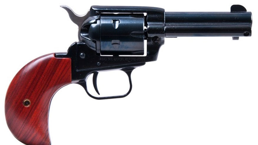 Best-Selling Revolver: Heritage Arms Rough Rider