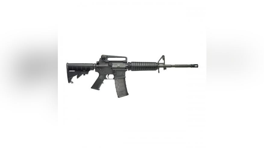 Best-Selling Semi-Automatic Rifle: Smith & Wesson M&P15