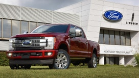 Ford Counting on Big Trucks to Haul In Profits
