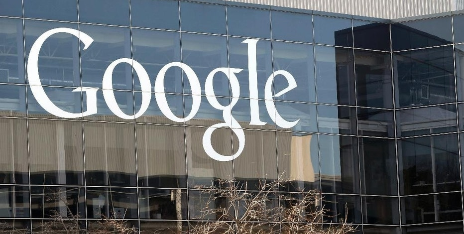 FILE - This Thursday, Jan. 3, 2013, file photo shows Google's headquarters in Mountain View, Calif. Alphabet Inc., the parent company of Google, reports financial results Thursday, Oct. 27, 2016. (AP Photo/Marcio Jose Sanchez, File)