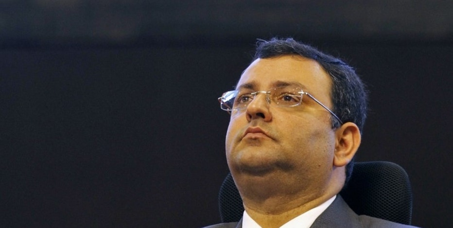 "Tata Group chairman Cyrus Mistry attends the ""Vibrant Gujarat Summit"" at Gandhinagar in the western Indian state of Gujarat January 12, 2013.   REUTERS/Amit Dave"
