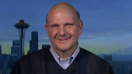 Steve Ballmer: Hardware is an Important Part of the Future