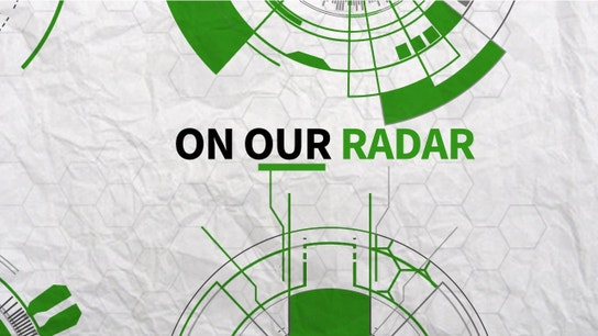 What's On Our Radar: December 9, 2016