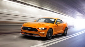 Inside America's Best-Selling Sports Car: Ford Unveils 2018 Mustang