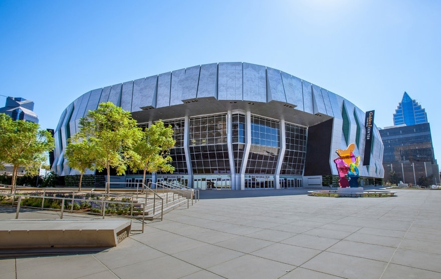 Golden 1 Center FBN