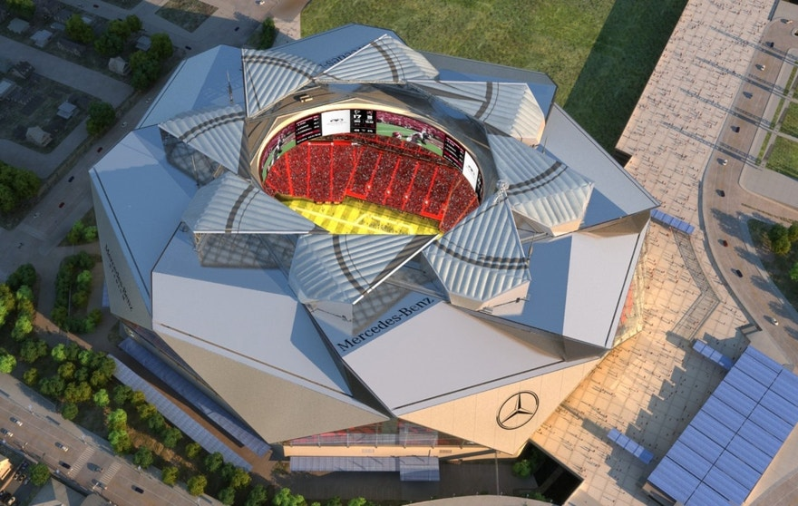 Mercedes-Benz Stadium 2 FBN