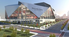 Why the Atlanta Falcons Are 'Going Green' in 2017
