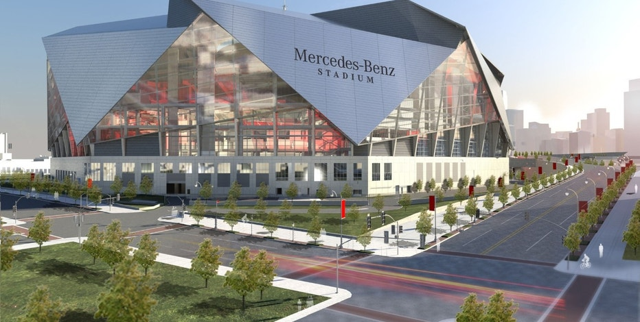 Mercedes-Benz Stadium FBN