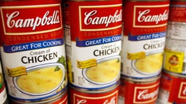 Campbell Soup Facing Headwinds, Sales Slip