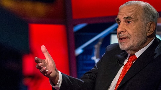 Carl Icahn Takes Stake in Bristol-Myers Squibb