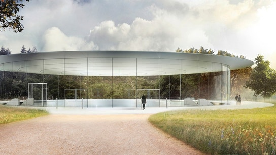 Apple to Open New Campus in April