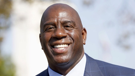 For New Lakers Chief Magic Johnson, California Tax Rate Could be Obstacle