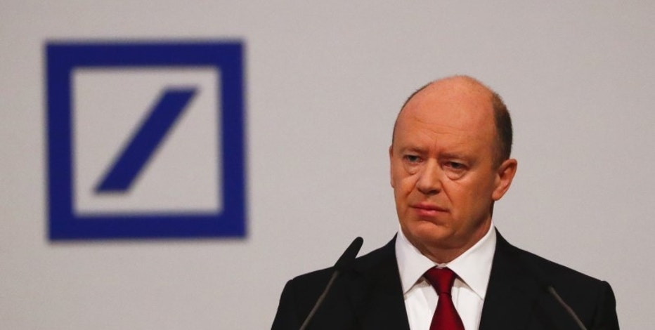 Deutsche Bank board to meet Sunday to discuss capital hike