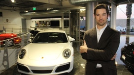 C.J. Wilson, Former Baseball Star, Turns to Car Dealerships and Racing