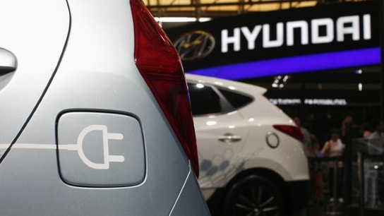 Batteries Included as Hyundai Amps Up Electric Car Ambitions