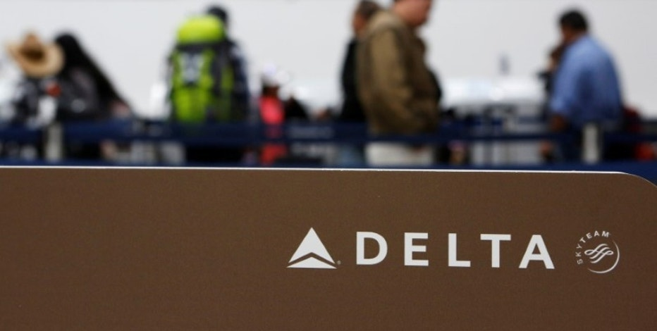 Delta Air cuts forecast for key revenue metric