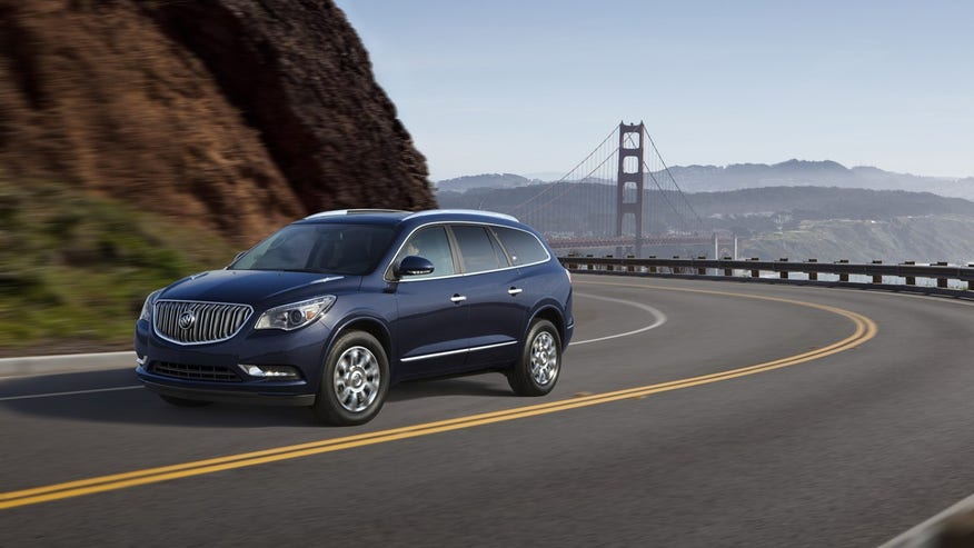 Buick Enclave and Regal