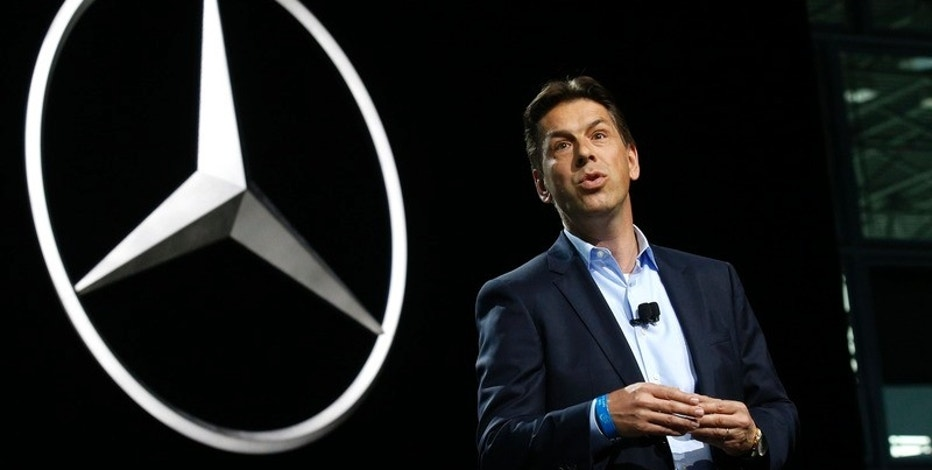 mercedes benz undecided if it will sell future u s diesels fox business. Black Bedroom Furniture Sets. Home Design Ideas