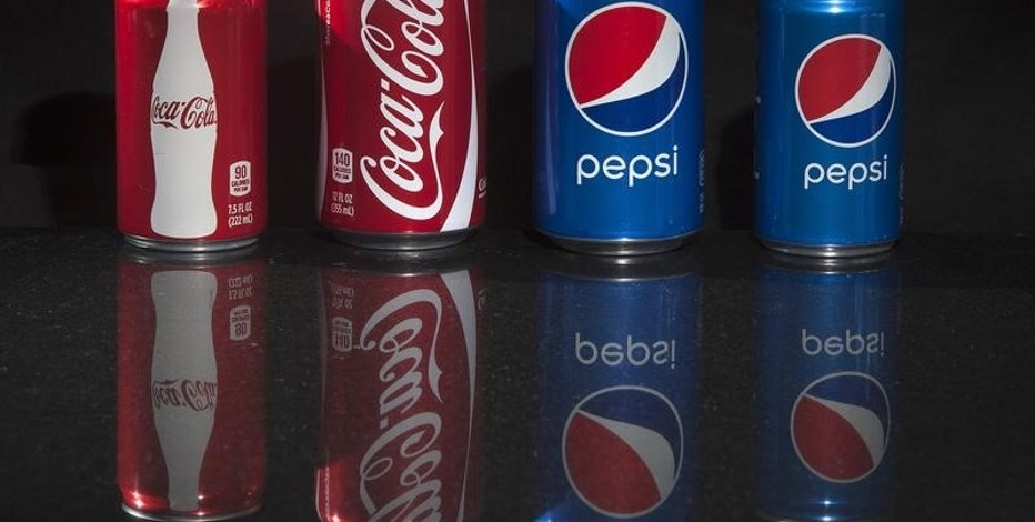 U.S. soda sales drop again